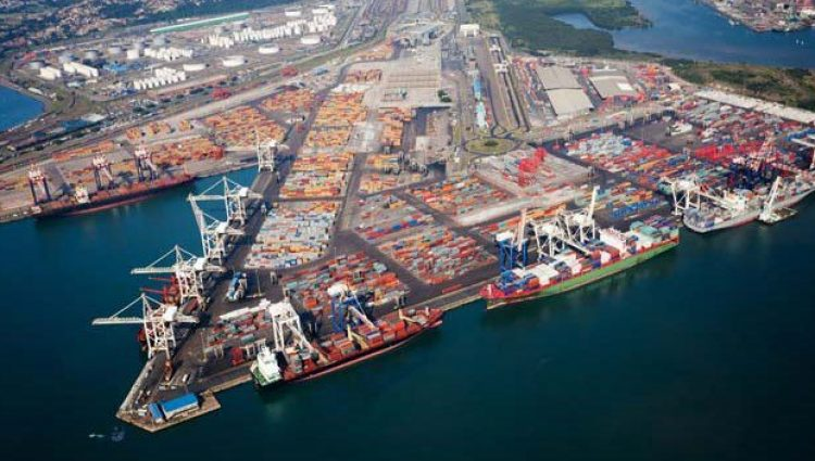 The biggest and busiest ports in Africa