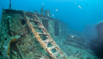The world's most interesting shipwrecks