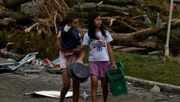 Typhoon Haiyan: Employing Logistics Functions in Natural Disasters