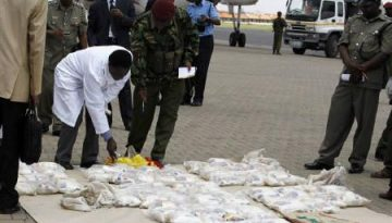 Cargo Scanning in the Age of Heroin: Logistics & Security