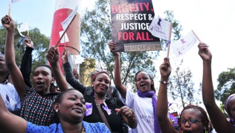 Protecting African Values from Western Decay? #MyDressMyChoice