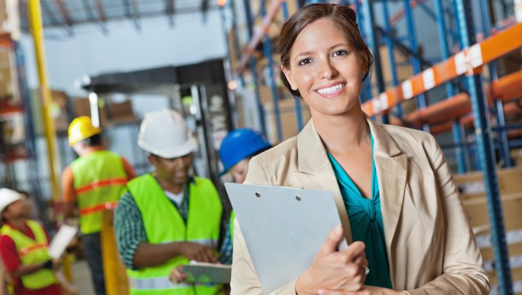 Welcome: Women in the Logistics World