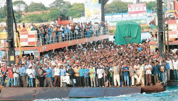 Remember Mtongwe Ferry Accident and Avoid a Re-enactment