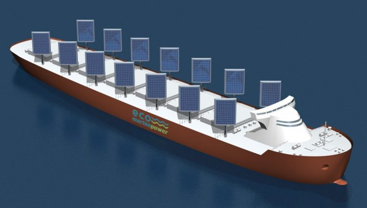 Global shipping is about to be carbon-free