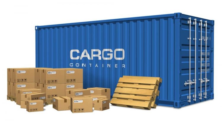 Loading a shipping container- How it is done (PART 1)