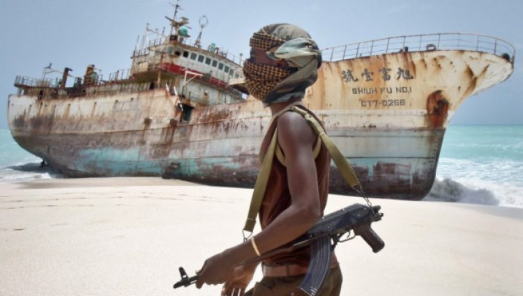 Maritime piracy and the most affected regions in the world