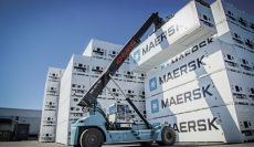 The biggest international container shipping companies in the world