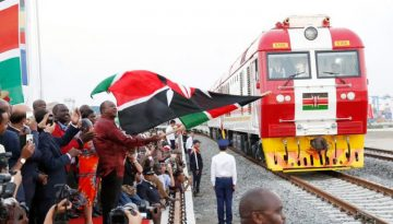 Is the Standard Gauge Railway (SGR) really working as effectively as it should?