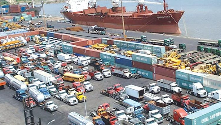 Image result for Lagos port congestion